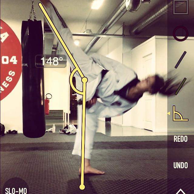 Coaches EYE PANDO hightech training taekwondo taekwondogirl reikampsport reikampsport reigymhellip