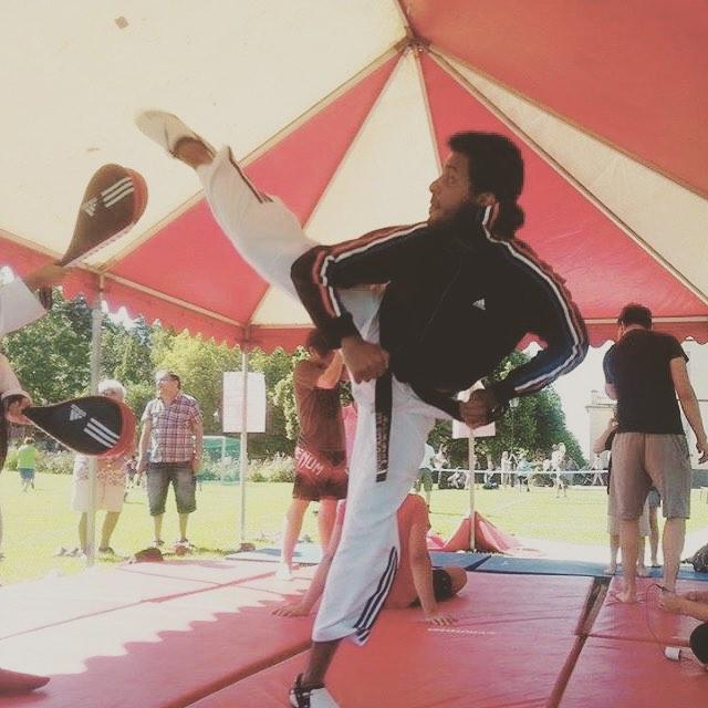 Kom amp trna Taekwondo med en utav Sveriges bsta ochhellip