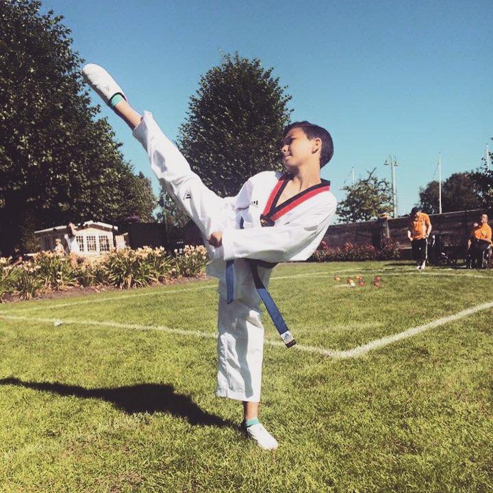 IDAG Mndag 24 startar Taekwondo trningarna igen! Kl 1700 rhellip